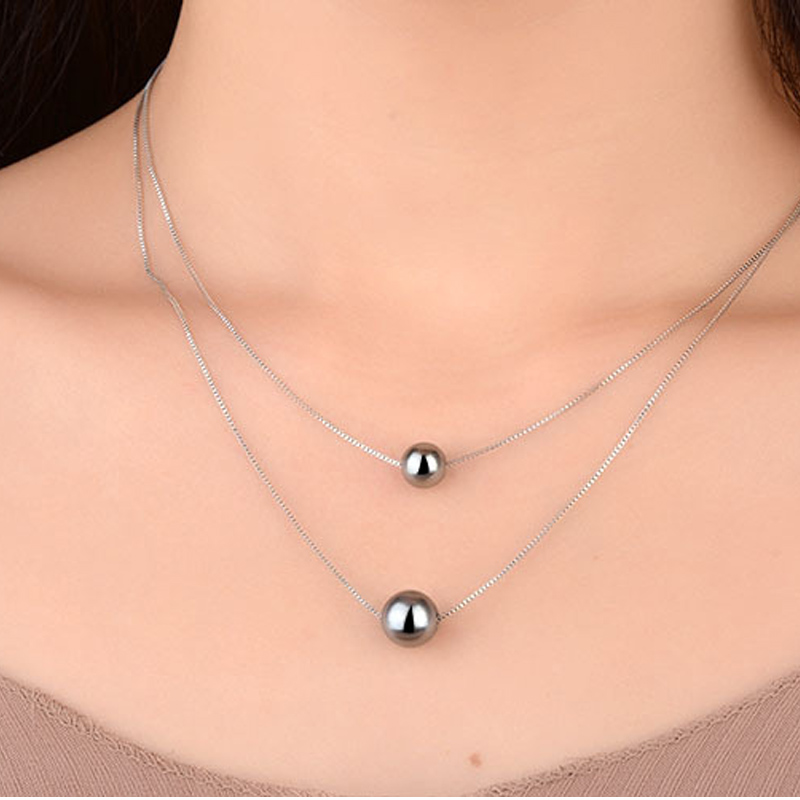 pearl chokers necklaces for women (4)