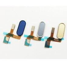 עבור Huawei כבוד 9 בית כפתור טביעות אצבע חיישן להגמיש כבל סרט