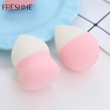 FRESHME 4pcs Make Up Sponge Cosmetic Puff Powder Smooth Womens Makeup Foundation Beauty to Tools Accessory