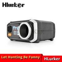 HLURKER Hunting Shooting Chronograph AC6000 Speed Tester BB Bullet Airgun Chronograph Pistol Handgun Rifle Chronograph Velocity