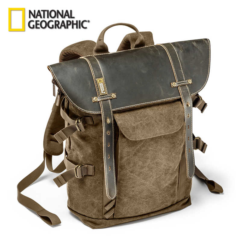 National geographic ng a5290 mochila para dslr kit com lentes portátil ao ar livre atacado