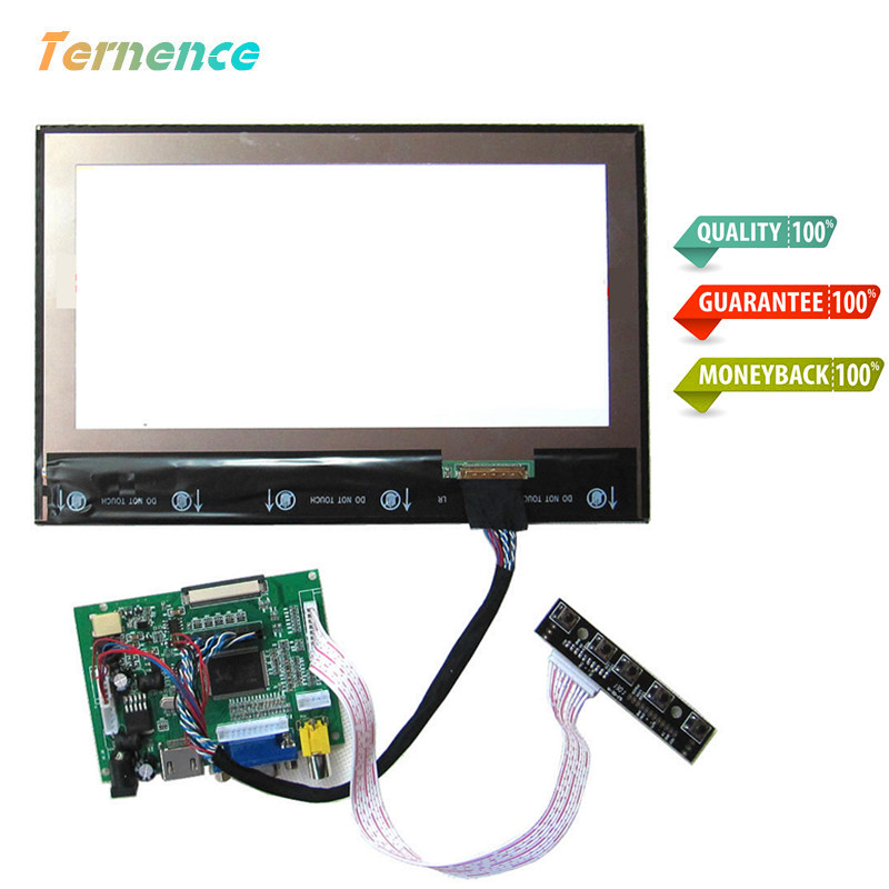10.1 inch IPS digital screen LCD for car computer monitor DIY kit full viewing angle 1280*800 HD LED backlight LCD without touch10.1 inch IPS digital screen LCD for car computer monitor DIY kit full viewing angle 1280*800 HD LED backlight LCD without touch