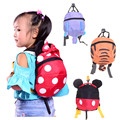 4colors Free Ship Baby Kids Keeper Assistant Toddler Walking Wings Safety Harness Backpack Bag Strap Rein Harnesses & Leashes