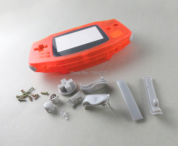 10PCS/LOT Complete Housing Case Shell for Nintendo GBA Housing Case for Gameboy Advance