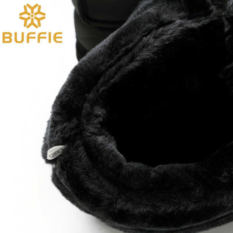 Erkek ayakkabısı kışlık botlar ayakkabı katı siyah kar botları artı boyutu 36-büyük 47 marka tarzı sıcak erkek patik ücretsiz nakliye en iyi satmak