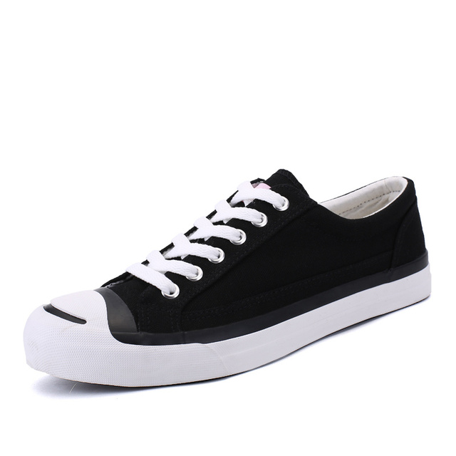 WOLF WHO Women Canvas Shoes Female Casual White Krasovki Girls Flats Superstar Tenis Feminino Casual Basket Femme Footwear H-111