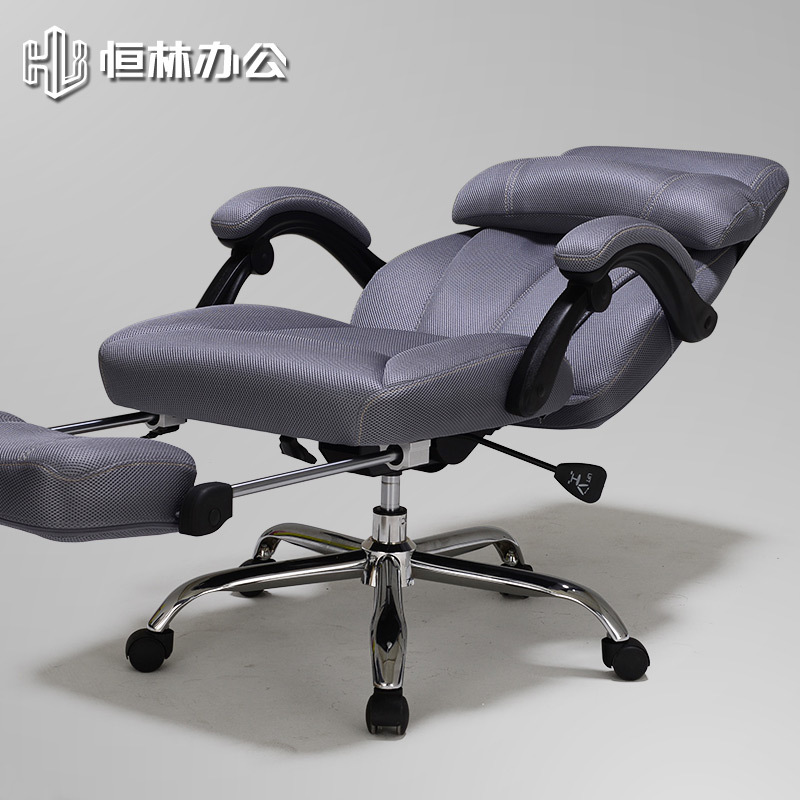 Heng Lin Lunch Home Office Chair Computer Reclining Lift Chairs Swivel Leather Ergonomic Staff On Aliexpress Alibaba Group