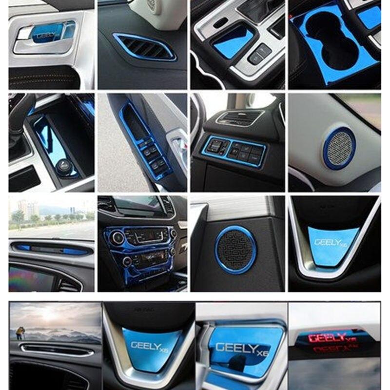 For Geely Emgrand X7 EmgrarandX7,EX7,FC SUV,Vision X6,NL4,Car Sticker