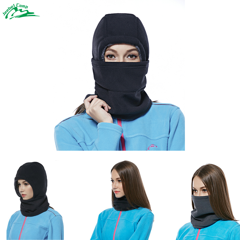 Cycling Face Mask Unisex Balaclava Thermal Fleece Scarf Winter Windproof Bike Cycling Hiking Caps Snowboard Ski Neck Warmer new winter warm scarf hat mens thermal fleece hood ski bike hiking unisex winter windproof face mask beanie caps mens