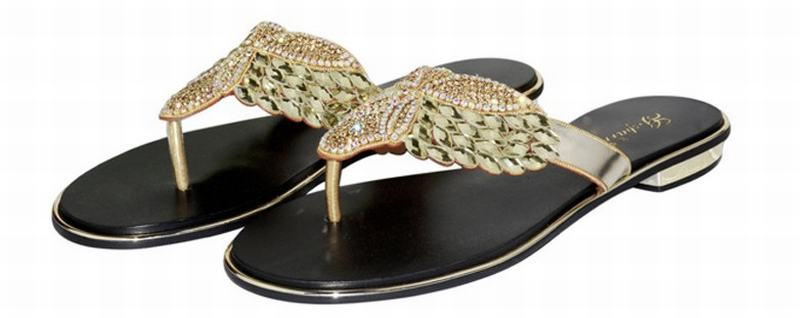 f860c8946 Plus size 34-44 hot 2016 nova moda strass verão flip flops mulheres  sandálias flat sapatos de diamante de cristal senhoras chinelos de praia