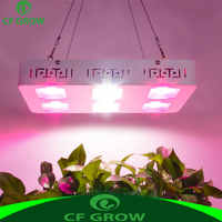CF Grow LED Grow Light Full Spectrum 600W Full Spectrum COB Grow Light LED Light for Plant Indoor Outdoor Hydroponic Greenhouse