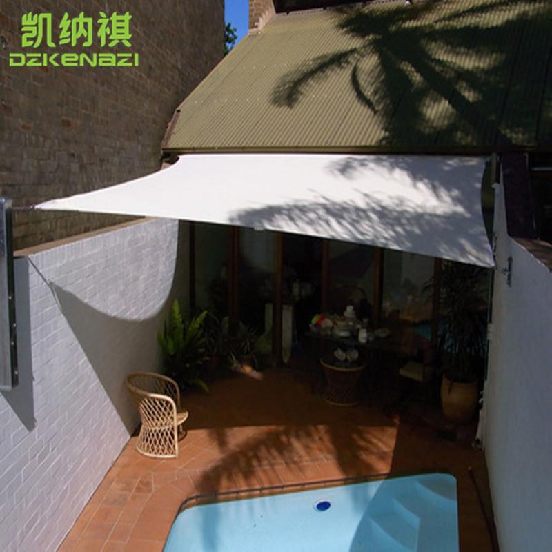 5x5 mpcs impermeable personalizada combinacin sail shade 180 gsm de polister tejidos utilizados para