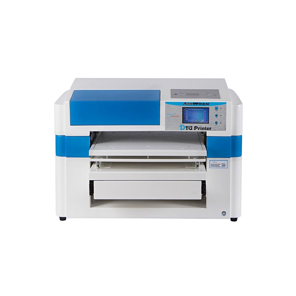 China Machine Logo Printer Dtg T-shirt Printer