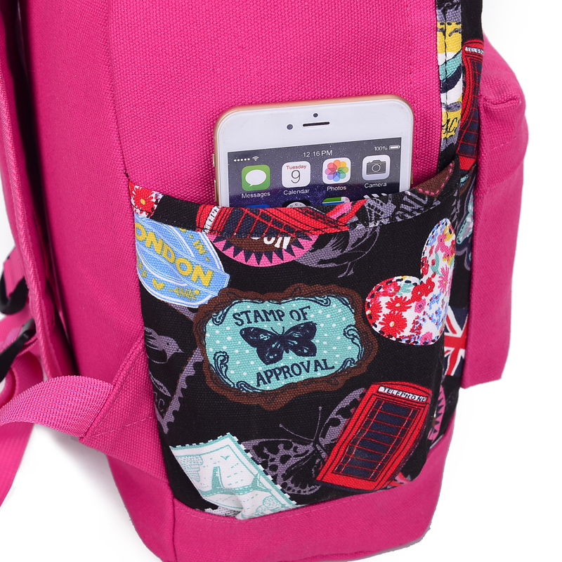 2015 hot fashion back to school backpacks for teenage girls cute ...