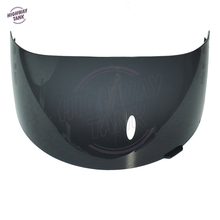 Dark Smoke Motorcycle Helmet Visor Lens Full Face Shield Case for SHOEI CX1-V X11 Raid 2 XR1000 X-Spirit Multitech