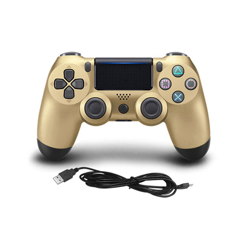Eastvita USB Wired Game controller for PS4 Pro Controller DualShock Vibration Joystick Gamepads for Play Station4 With 2m Cable