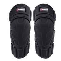 HEROBIKER Protective Kneepad For Men Motorcycle Knee Pads Winter Motorbike Racing Protector Motocross Gear Black For