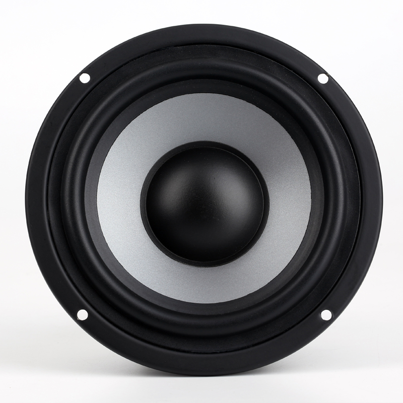 2017 New Audio Labs 5 inches of bass speakers, fever class speaker units, damping paper pots, voices rich and delicate, HiFi steve cockram 5 voices