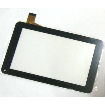 """10PCs/lot New 7"""" inch Tablet YCG-C7.0-0086A-FPC Replacement touch screen panel Digitizer Glass Sensor Free Shipping"""