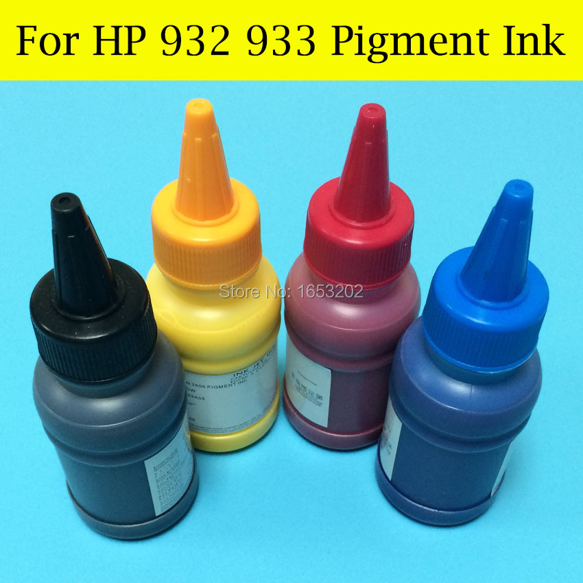 For HP 932 933 Pigment Ink 1