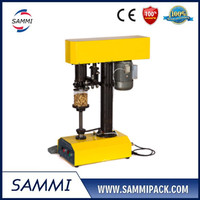 Best Price Electric Tin Can Meatal Cap Sealing Capping Machine Aluminum Tin Cans Food Jar Capper