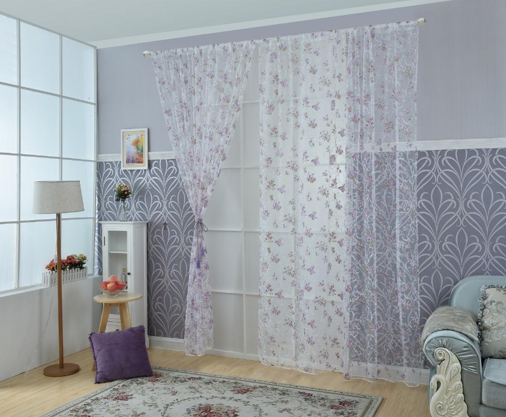 purple tulle curtain (13)