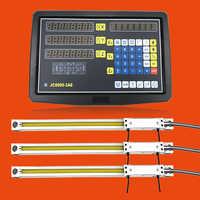 Máquina de medição Nível Definido Kit Display Digital de Medição Governantes Escala Moagem Acessórios Da Máquina 100 200 300 400 500 600 700