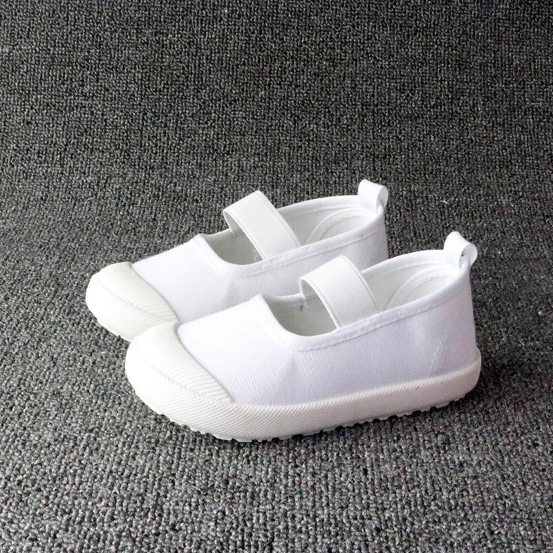Canvas Shoes Children Girl Casual Shoes Non Slip Black School Shoes for Girls Fashion Children Shoes Summer Kids Girls Sneakers in Sneakers from Mother Kids