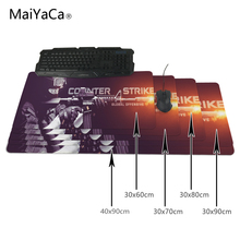 MaiYaCa Mouse Pad CS GO 700x300x2mm Pad To Mouse Notbook Computer Mousepad Popular Gaming Padmouse Gamer to Laptop Mouse Mat