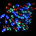 AC 220V 12W 20M IP44 200-LED String Lights With EU-Plug For Room Wedding Garden Party Festival Christmas Decoration