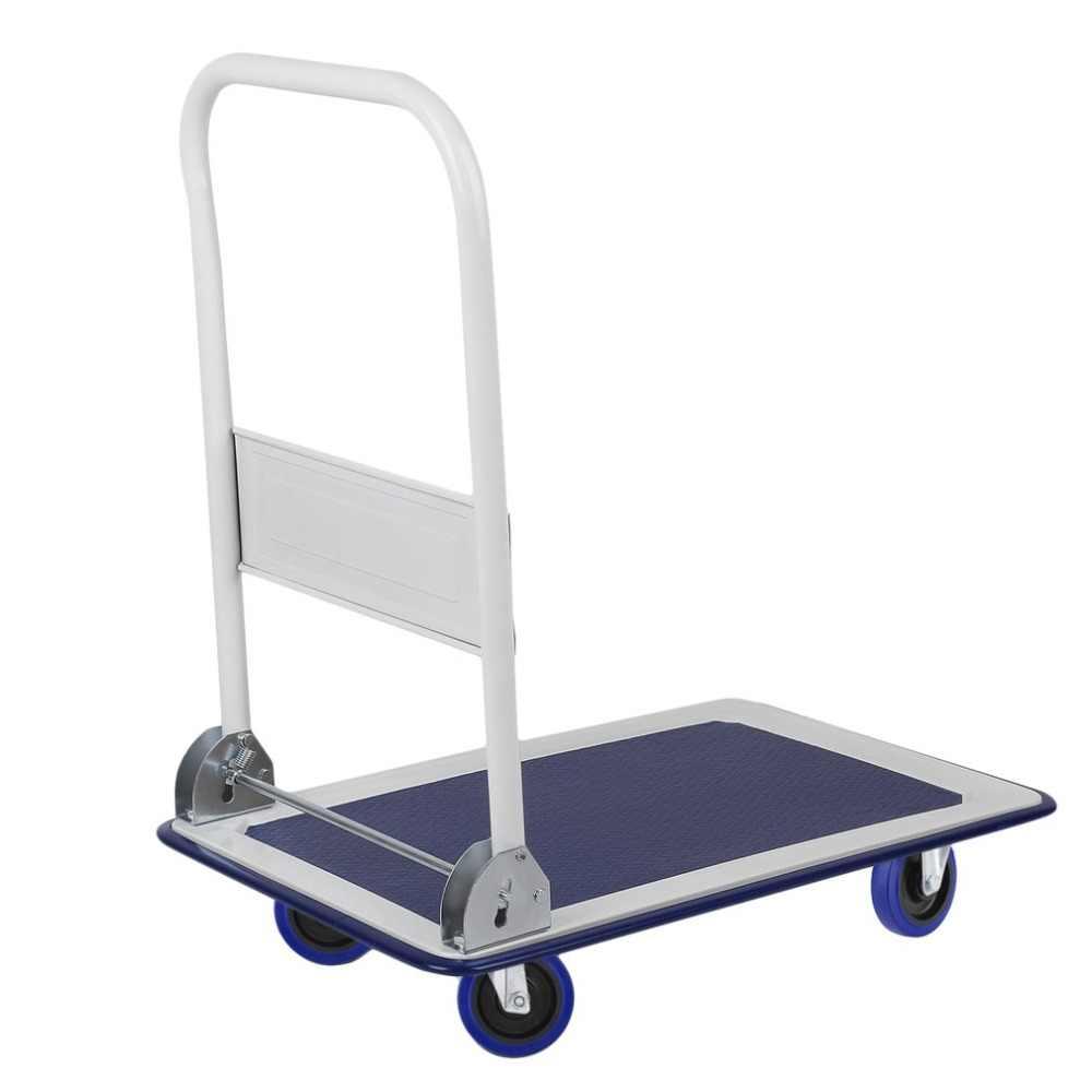 (El barco de FR) transporte de Rueda con freno de silla de equipaje de viaje Universal rollo de 4 piezas de servicio pesado de Caster