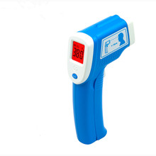 Cheaper Hot Sale HF110 Infrared Baby Thermometer Human Temperature Measuring The Amount Of Indoor Temperature Gun Ear Thermometer