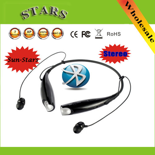Bluetooth V2.1 EDR Wireless noise cancelling ear buds Earbuds Headset headphone Earphone with Mic