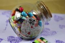 100 pcs Colorful Mini Love Note Capsules