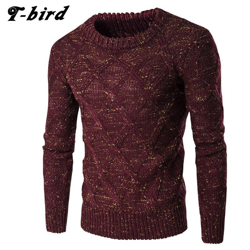 Свитер Для мужчин 2017 бренд утолщение пуловер свитер мужской О-образным вырезом Цвет Dot Slim Fit Вязание Для мужчин S Свитеры для женщин Человек Пуловер Для мужчин XXL KL