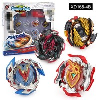 XD168 4B New Style 4 Style Bey with Launcher Grip 4D Launcher Arena Metal Fight Battle Fusion Classic Toys blade blade
