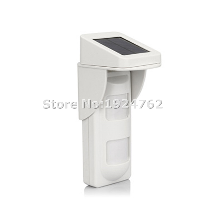 ФОТО 2pcs/lot Wireless Dual PIR Outdoor Motion Detector for WIFI GSM PSTN Home Alarm System,Pet Friendly up to 25KG, Free Shipping