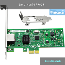 UNICACA Compatible EXPI9301CT/EXPI9301CTBLK Single Port RJ45 PCIe 1X Network Adapter