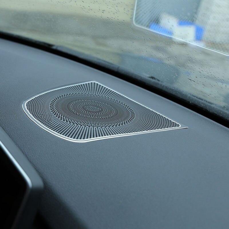 /2017/per X6/F16/2015/auto styling accessori ABS opaco argento auto serratura cover Trim for X5/F15/2014/