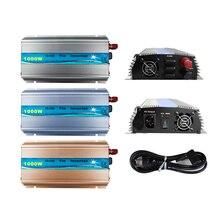 Сетевой инвертор 1000 Вт Штабелируемый DC11-32V вход AC230V MPPT Синусоидальная волна микро инвертор подходит для 50-320 в панели солнечных батарей