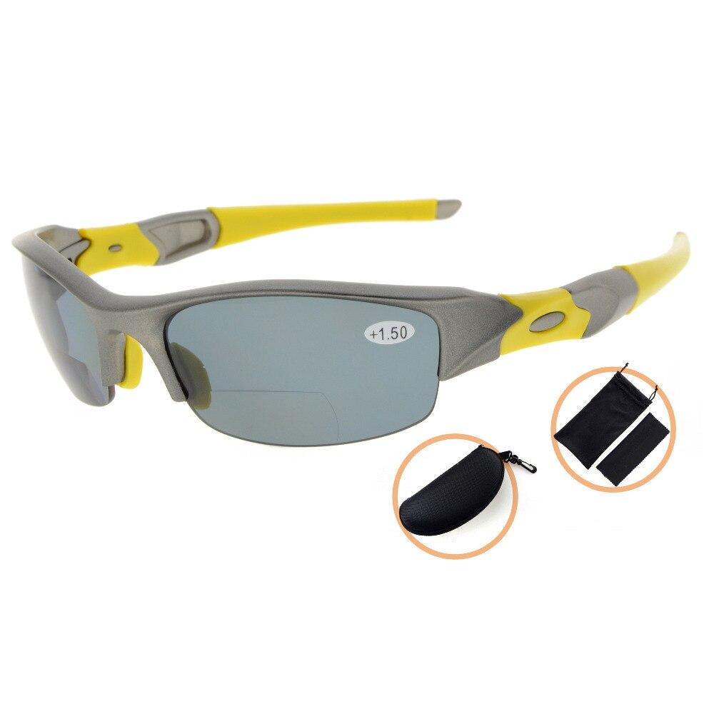 TH6166PGSG Eyekepper TR90 gafas de sol bifurcadas polarizadas medio - Accesorios para la ropa