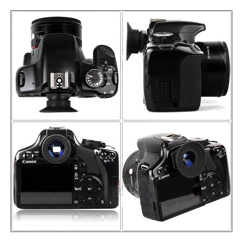 Mcoplus-1.08x-1.60x Zoom Lupa del ocular del visor para Canon 5D Mark - Cámara y foto - foto 4