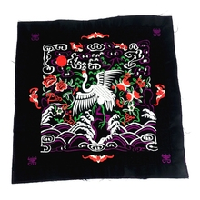 Exquisite Phoenix Patch Chinese Retro Patches Applique For Clothing Clothes  Decor Embroidery Applique Garment Sewing Accessories 4ec4cd998582