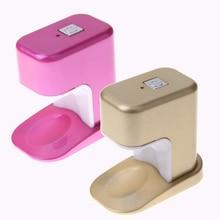 3w Mini LED UV Lamp Nail Dryer Professional USB Charging Lamp Gel Polish Hand Skin Nail Dryer Light Manicure Machine