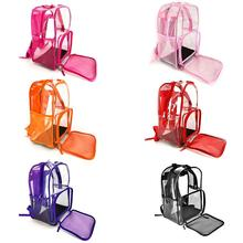 Transparent Pet Cat Carriers Out Travel Bag Breathable and Portable Dog Backpack
