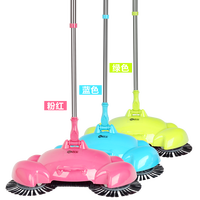 Broom For Sweeping Broom Robot Vacuum Cleaner Without Electricity Household Hand Push Broom Dustpan And Trash