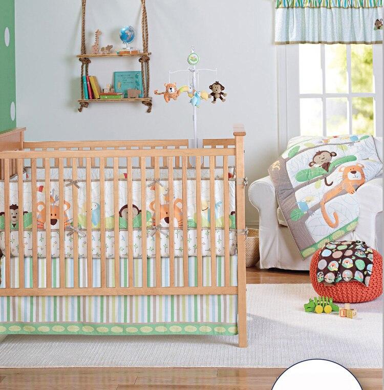 Baby Bedding Set Cot Crib