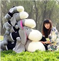 Free shipping 65cm donkey doll donkey plush toy good as a gift soft stuffed toy