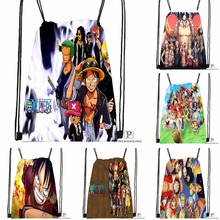 Custom Best One Piece Drawstring Backpack Bag Cute Daypack Kids Satchel (Black Back) 31x40cm#180531-04-17