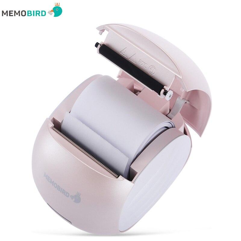 Mini Photo Printer Wifi Barcode Printers Portable Thermal Printers phone Wireless Remote Control 2